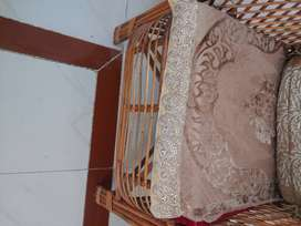 Sofa cover in a good condition - 10 pcs.