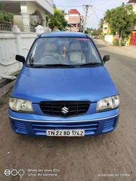 Maruti Suzuki Alto 2008 Petrol 95000 Km Driven