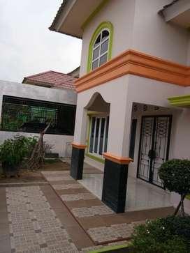 Dijual Rumah Second dekat stasiun TVRI Jambi