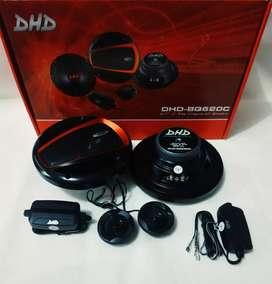 Speaker Split DHD-BQ620C - Seri Tinggi - 2 Way Component Speaker