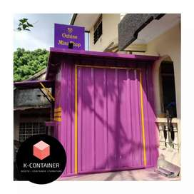 PROMO!!! BOOTH CONTAINER,BOOTH CUSTOM,BOOTH KEDAI,BOOTH CAFE