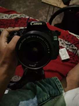 Canon 600 d dslr