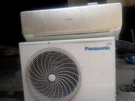 Airconditioner split type working condition