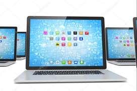 """used Laptop Intel CORE i5 4gb/320gb 14"""" wifi Rs.9000"""