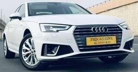 Audi A4 35 TFSI Premium + Sunroof, 2020, Petrol