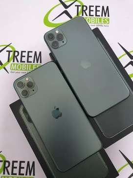 Apple iPhone 11 Pro Max 512GB With Box Full Kit Available..