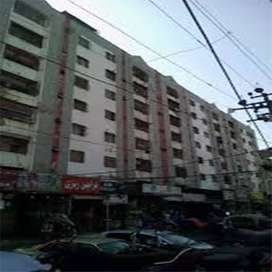 One Bed Lounge Flat for Sale in Gulistan-e-Jauhar