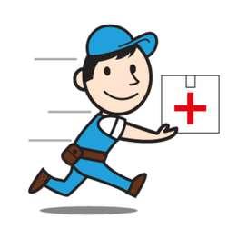 Medicine delivery staff vacancy