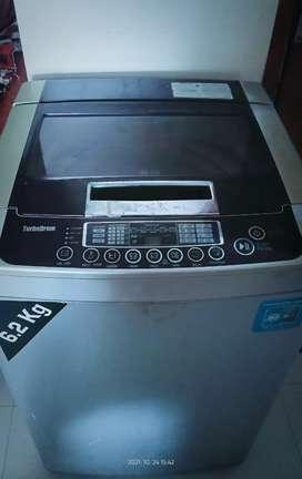 LG fully automatic 6.2 Kg Washing Machine