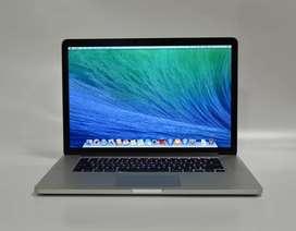 Macbook Pro 15 Late 2013 Retina Display - 512GB - i7 - 8GB