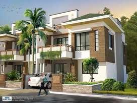 3BHK Row House