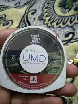 GTA PSP CD