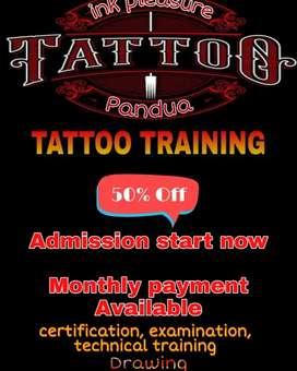 TATTOO training school Hooghly