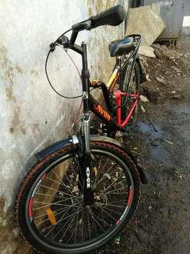 Avon bicycle.
