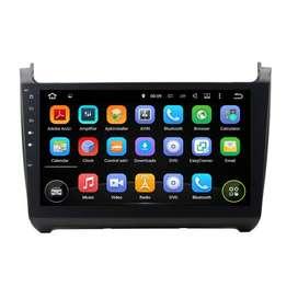carworld brand volkswagon polo orignal android player with navigation
