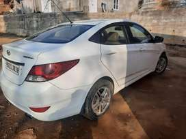 Hyundai Verna 2012 Diesel Well Maintained