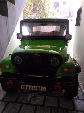 Mahindra jeep for sale in hafad sukhpura  rohtak
