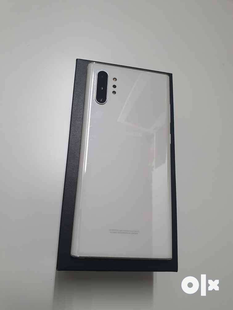 Samsung note 10 plus with all accessories and best price full COD is a