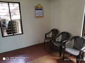 Commercial space shutter room 300 sqft  ground  floor with parking.
