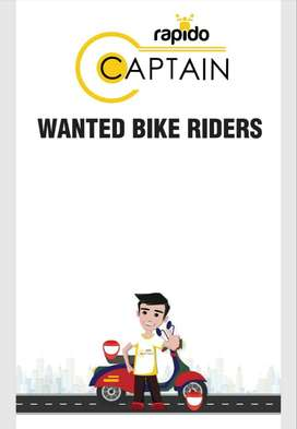 RAPIDO - HUGE OPENINGS FOR BIKE TAXI
