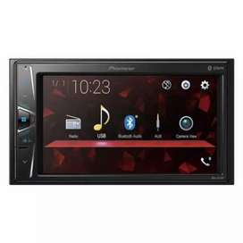 Car stereo system- pioneer