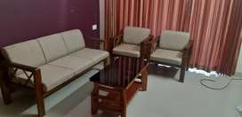 3bhk AC fully furnished flat kanjikuzhy kottayam