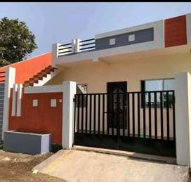 2bhk singlex only 17lac with all faiselty