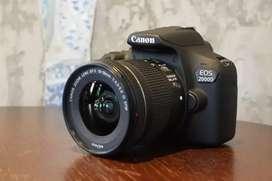 Canon 2000D Bisa Kredit