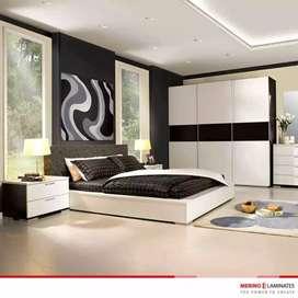 2 Bhk fully furnished flat on rent in Dilip Nagar.  Nani Daman