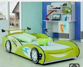 New themed kids bed for 1 kid in kids furniture for creative room