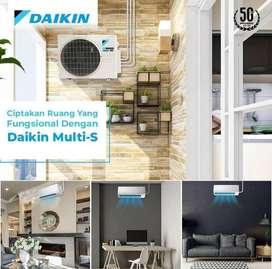 READY AC DAIKIN MULTI S 2 DAN 3 KONEKSI