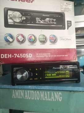 Pioneer hieghend 7450 (amin audio)
