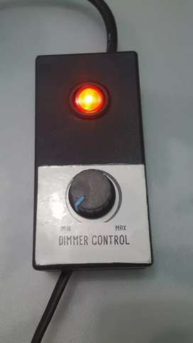 DIMMER CONTROL MOTOR