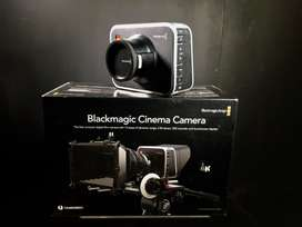 Black magic cinema camera 2.5k