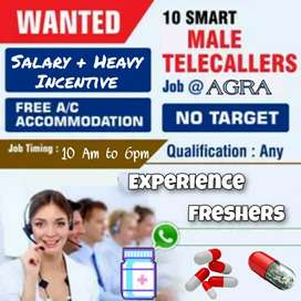 Vacancy For Experience TeleCallers