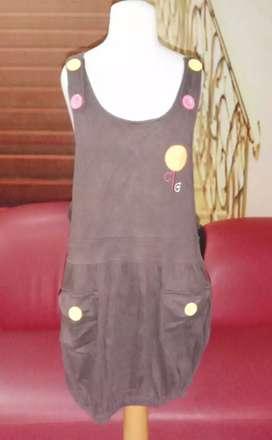 Jumpsuit rok Anak remaja CHICGIRL Size S/M  usia 10-14 tahun murah