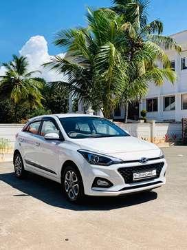 Hyundai Elite i20 Asta Option, 2020, Petrol