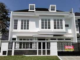 Rumah Baru 2 Lantai Poros Villa Golf Boulevard Araya Malang