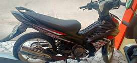 Jupiter Mx 5 speed tahun 2012