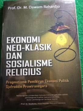 EKONOMI NEO KLASIK DAN SOSIALISME RELIGIUS