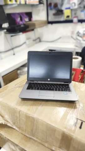 12.5 inch HP Elite book 820 G3 Core i7 6th Gen (256gb SSD 8gb Ram) win
