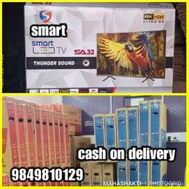 INDIAN MADE SMART 4K LEDTV IPS PANEL 5 YEARS WARRANTY