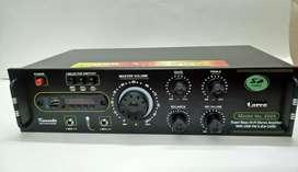 Brand new Heavy transistorised(3055x8) amplifier