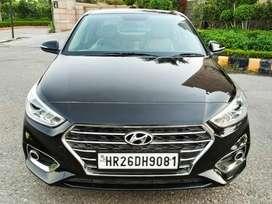 Hyundai Verna 2016-2017 1.6 SX VTVT, 2017, Petrol