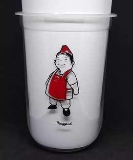 Gelas cup CUP PP OVAL 22oz 10gram