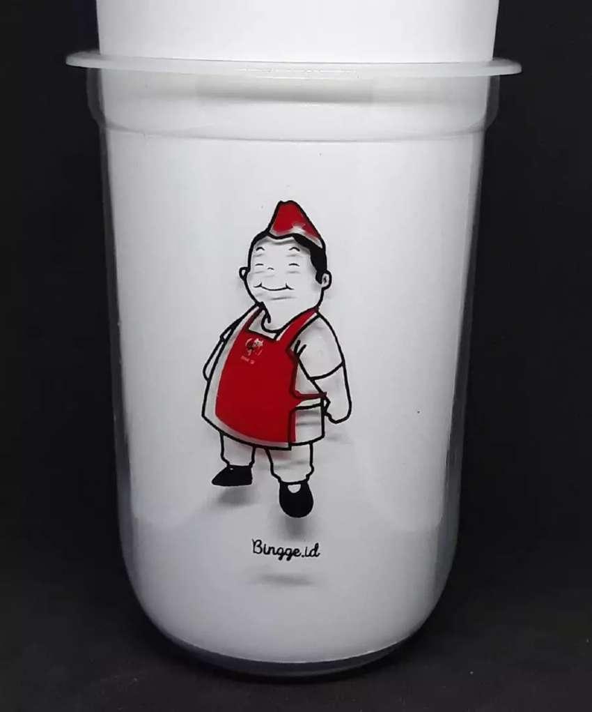 Gelas cup CUP PP OVAL 22oz 10gram 0