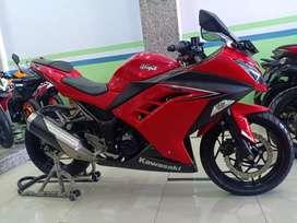 Kawasaki ninja 250 cc tahun 2016 super