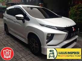 (Lulus Inspeksi) Mitsubishi XPANDER EXCEED 2017 Manual Putih