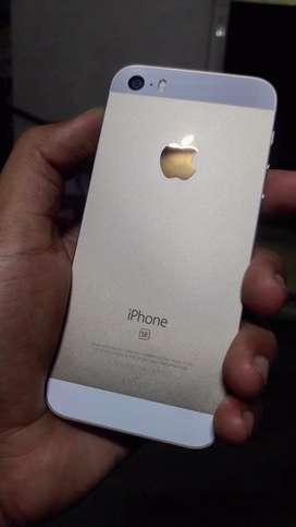 Iphone se golden colour