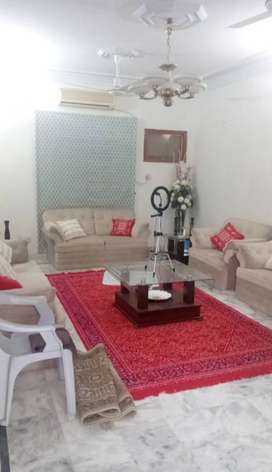 3 Bed Dd 1st Floor Portion For Rent In Block 7 Gulshan E Iqbal